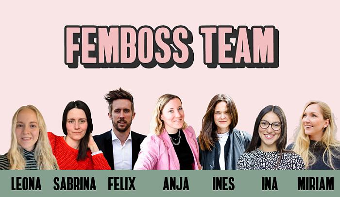 FEMboss Team Frauennetzwerk